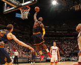 Cleveland Cavaliers v Miami Heat Foto af Issac Baldizon