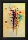 Watercolour No. 326, 1928 Framed Giclee Print by Wassily Kandinsky