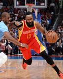 Houston Rockets v Los Angeles Clippers Photographie par Andrew D Bernstein