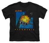 Youth: Def Leppard - Pyromania T-shirts