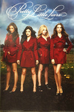 Pretty Little Liars - Red Coats Poster
