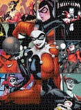DC Comics Harley Quinn 1000 Piece Puzzle Jigsaw Puzzle