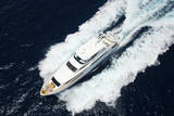 Yacht at Sea Photographic Print by  Travel_Bug