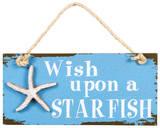 Starfish Wish 木製看板