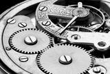 Antique Clock Machinery Reproduction photographique par MIGUEL GARCIA SAAVED