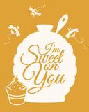 I'm Sweet On You Affiches par Sasha Blake