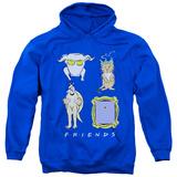 Hoodie: Friends - Sybmols Pullover Hoodie