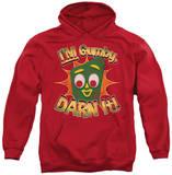 Hoodie: Gumby - Darn It Pullover Hoodie