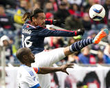 MLS: Montreal Impact at New England Revolution Foto af Winslow Townson