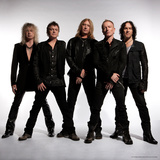 Def Leppard - Mirrorball Tour Photo Shoot 2011 Posters by  Epic Rights
