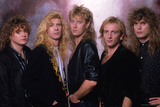 Def Leppard - Tour Photo Shoot 1987 Posters by  Epic Rights