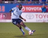 MLS: Sporting KC at FC Dallas Foto af Jerome Miron
