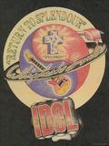 Billy Idol - Road To Splendor Tour 1987 Poster
