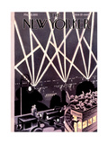 The New Yorker Cover - May 16, 1931 Premium Giclee Print by Theodore G. Haupt