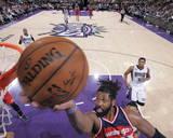 Washington Wizards v Sacramento Kings Photographie par Rocky Widner