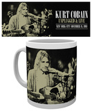 Kurt Cobain - Unplugged Mug Tazza