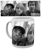 Nirvana - Band Mug Tazza