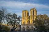 Catedral de Notre-Dame Impressão fotográfica por Guido Cozzi