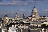 Vue sur les toits de Paris Photographic Print by Michel Setboun