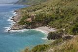 Lo Zingaro Natural Reserve, Tonnarella Dell'uzzo Impressão fotográfica por Guido Cozzi