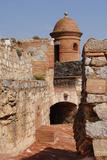 Fort de Salses, nid de pie sud Reproduction photographique par Philippe Berthé