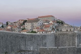 Old Town at Dawn Photographic Print by Rob Tilley