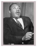 Martin Luther King, 1960 Prints