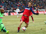 MLS: Philadelphia Union at Chicago Fire Foto af Mike Dinovo