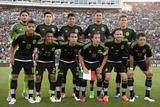 Soccer: Mexico Vs Ecuador Photographie par Kelvin Kuo