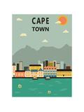 Cape Town. South Africa. Kunstdruck von  Ladoga