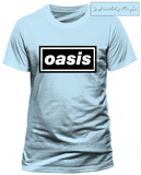 Oasis- Logo (Front/Back) Maglietta