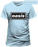 Oasis- Logo (Front/Back) Paita