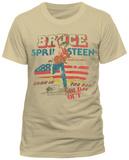 Bruce Springsteen - Tour Magliette