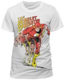 The Flash - Scarlet Speedster T-skjorter