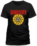 Soundgarden - Bad Motor Finger T-Shirts