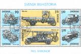 Swedish Automobile History Impressão fotográfica por  rook76