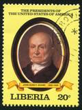 President of the United States John Q. Adams Fotografisk trykk av  rook76