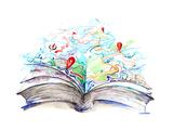 Book Art by  okalinichenko