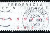 Denmark Stamp Impressão fotográfica por  rook76
