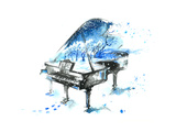 Seasons of Year Premium Giclee Print by  okalinichenko