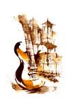 Musik Affischer av  okalinichenko
