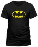 Batman - Distressed Shield T-Shirts
