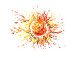Sonne Kunstdrucke von  okalinichenko