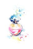 Women's Perfume Posters by  okalinichenko