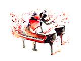Musique Affiches par  okalinichenko