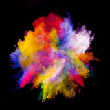 Colored Dust Photographic Print by  Jag_cz