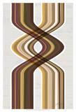 Modern Dance V Posters par James Burghardt
