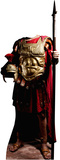 Roman Soldier Stand In Cardboard Cutouts