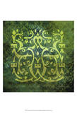Antiquity Tiles VI Posters par James Burghardt