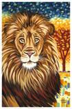 Wild Africa II Poster by Carolee Vitaletti